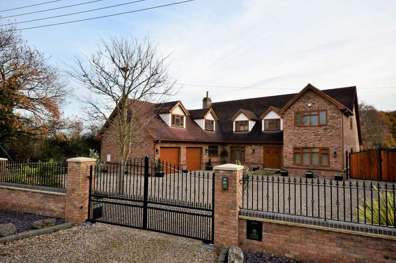 5 Bedrooms Detached House for sale in Glebe Road, Ramsden Bellhouse, Billericay