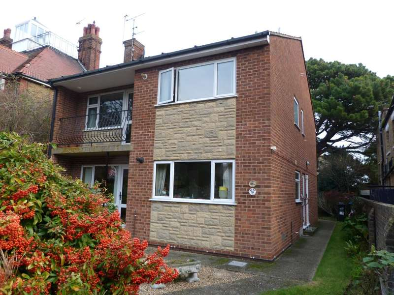 2 Bedrooms Maisonette Flat for sale in 55A, Gladstone Road, Broadstairs