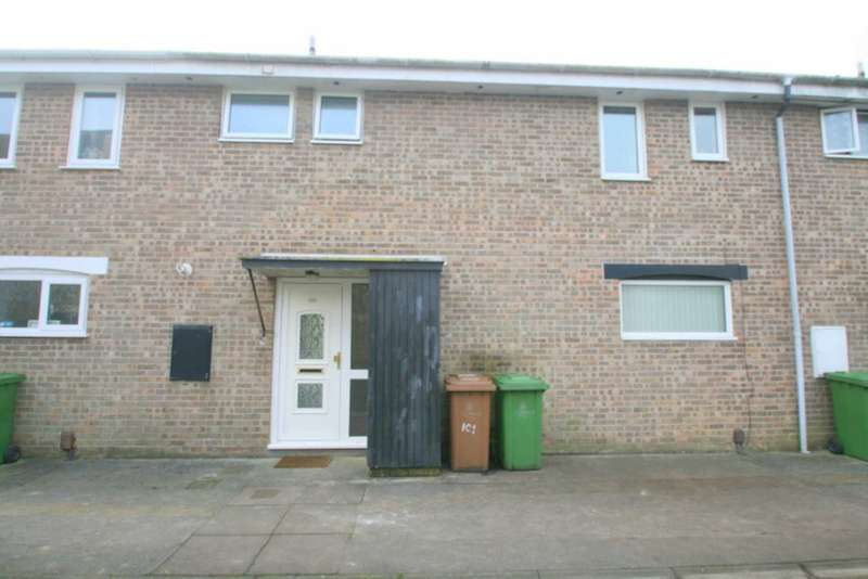 3 Bedrooms Terraced House for sale in Keswick Crescent, Plymouth