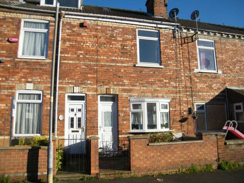 2 Bedrooms Terraced House for sale in Burton Street, Gainsborough