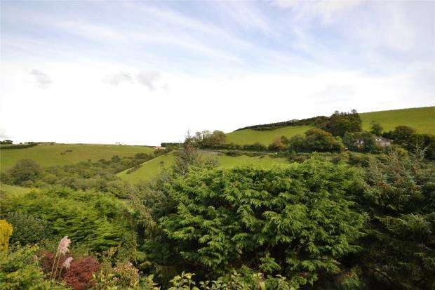 4 Bedrooms Detached House for sale in Longcoombe Lane, Polperro, Looe, Cornwall