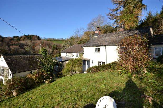 4 Bedrooms Detached House for sale in Sandplace, Looe, Cornwall