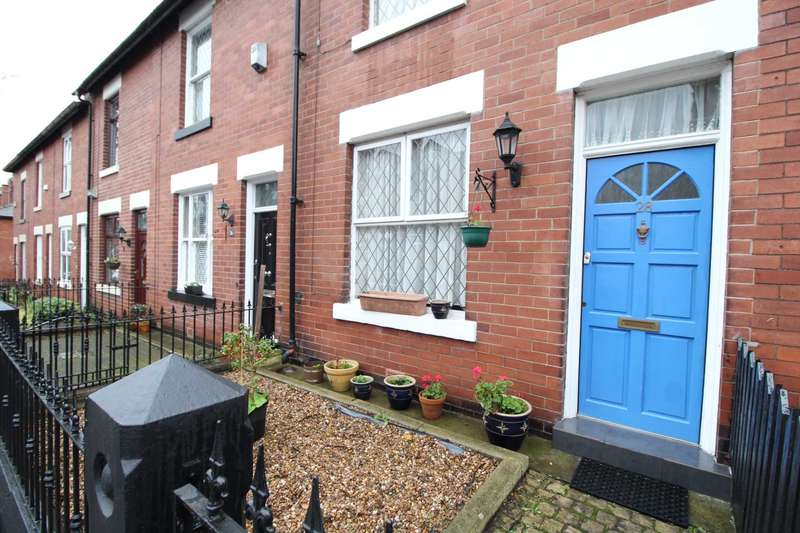 2 Bedrooms Terraced House for sale in Dashwood Road, Prestwich