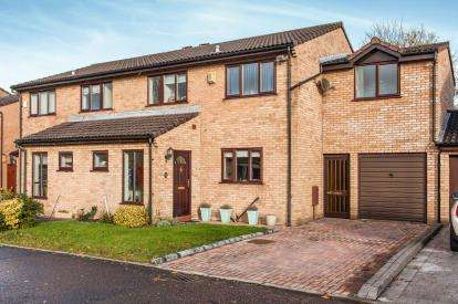 4 Bedrooms Semi Detached House for sale in Richmond Avenue, Grappenhall, Warrington, Cheshire