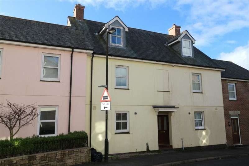 3 Bedrooms Terraced House for sale in Laity Fields, Camborne, Cornwall