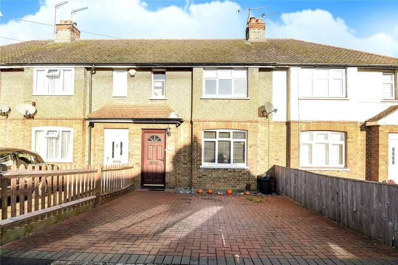3 Bedrooms Terraced House for sale in Oakdene Road, Hillingdon, Middlesex, UB10