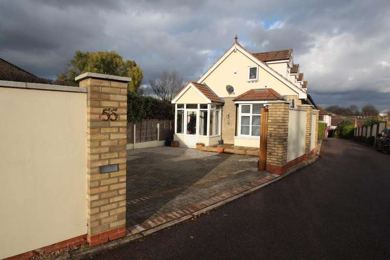 3 Bedrooms Semi Detached House for sale in Honey Lane, Waltham Abbey, Essex, EN9 3AT