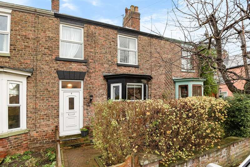 4 Bedrooms Terraced House for sale in Gladstone Terrace, Ripon, HG4 1PR