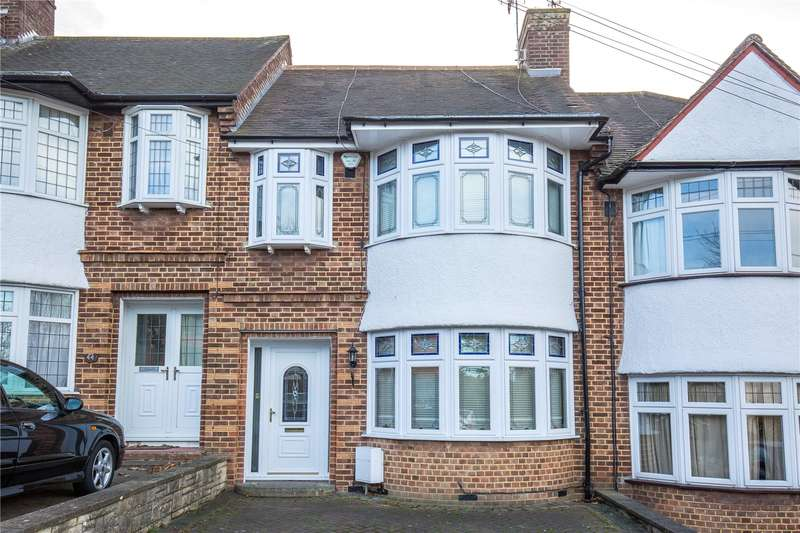 3 Bedrooms Terraced House for sale in Uplands Road, East Barnet, Barnet, EN4