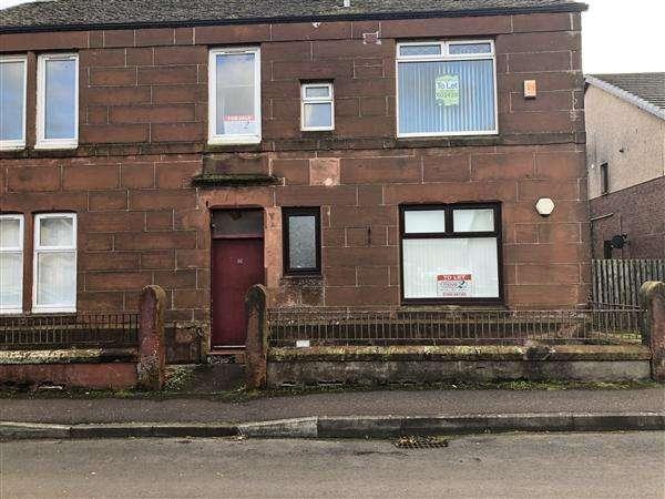 1 Bedroom Apartment Flat for rent in Moorpark Road West, Stevenston