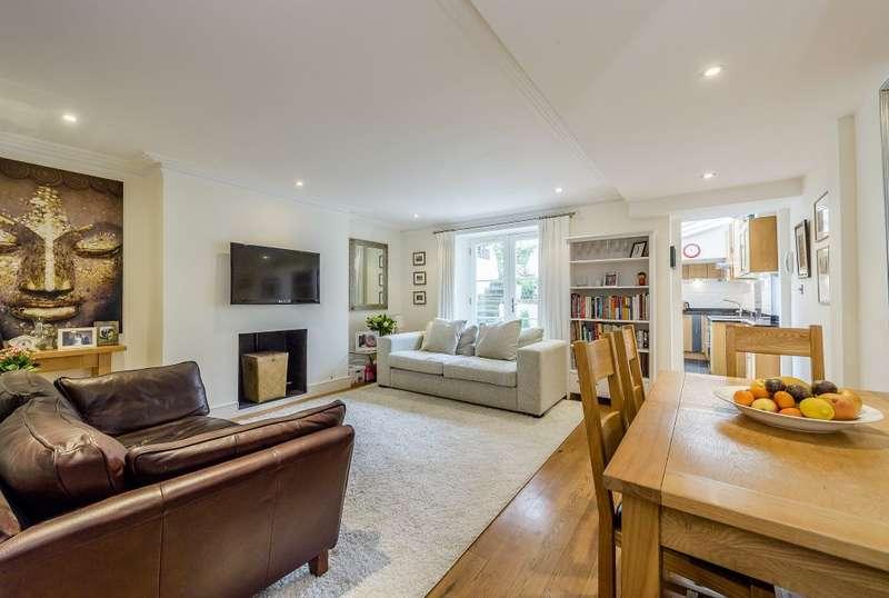 2 Bedrooms Property for sale in Kensington Park Road, London, W11 2PL