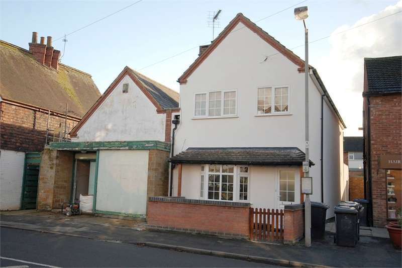 3 Bedrooms Semi Detached House for sale in Main Street, Clifton upon Dunsmore, RUGBY, Warwickshire