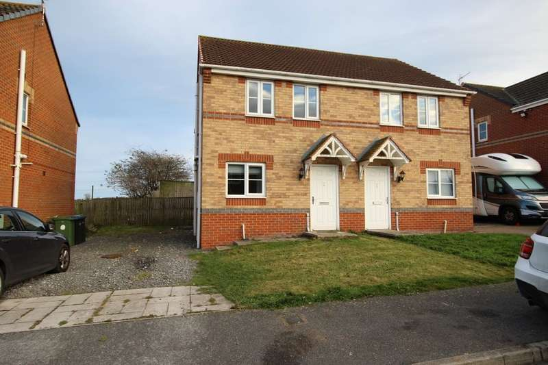 3 Bedrooms Semi Detached House for sale in Windermere Road, South Hetton, Durham, DH6