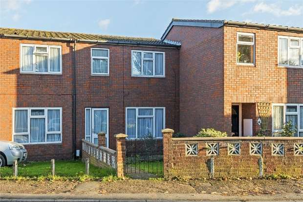 3 Bedrooms Terraced House for sale in Hollymoor Lane, Epsom