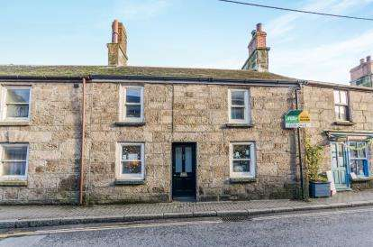 3 Bedrooms Terraced House for sale in St. Just, Penzance, Cornwall