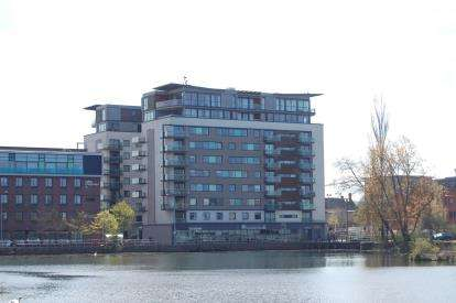 2 Bedrooms Flat for sale in Witham Wharf, Brayford Street, Lincoln, Lincolnshire