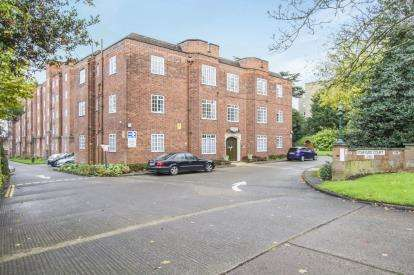 2 Bedrooms Flat for sale in Stoneygate Court, Stoneygate, Leicestershire