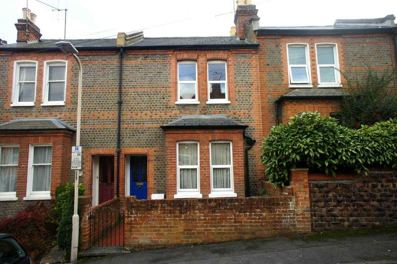 2 Bedrooms Terraced House for sale in Hemdean Hill, Caversham, Reading