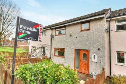 3 Bedrooms Terraced House for sale in Avon Court, Burnley, Lancashire, BB12