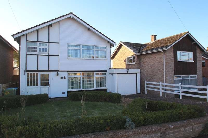 3 Bedrooms Detached House for sale in Miller Drive, Fareham