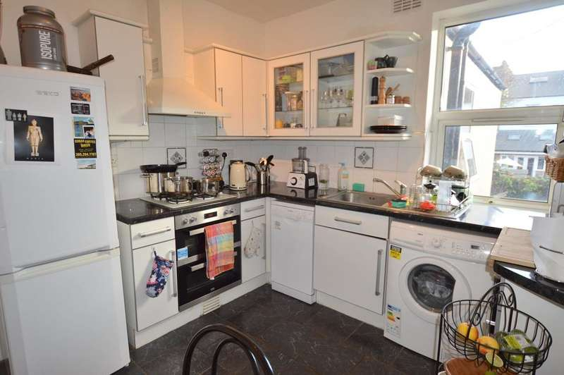 2 Bedrooms Flat for rent in Crowland Road, London N15