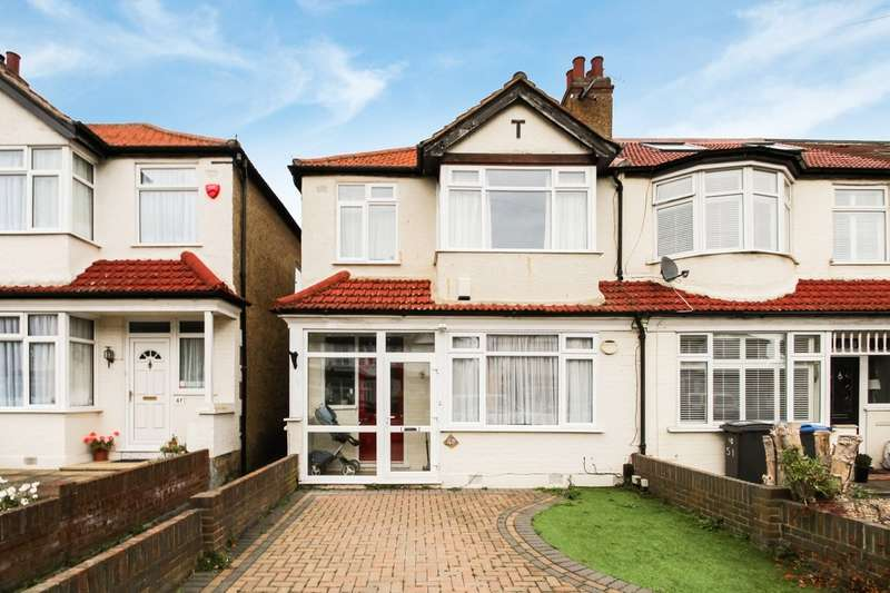 3 Bedrooms End Of Terrace House for sale in Ladywood Road, Surbiton