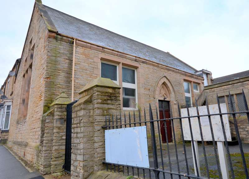 3 Bedrooms Flat for sale in Church Hall, Princes Street, Bishop Auckland, DL14 7BB