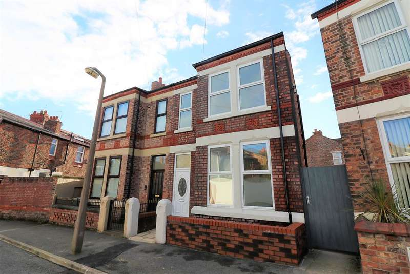 4 Bedrooms House for sale in Linden Grove, Wallasey, CH45 5ED