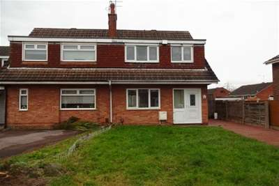 3 Bedrooms Semi Detached House for rent in Parkview Crescent WS2 Walsall