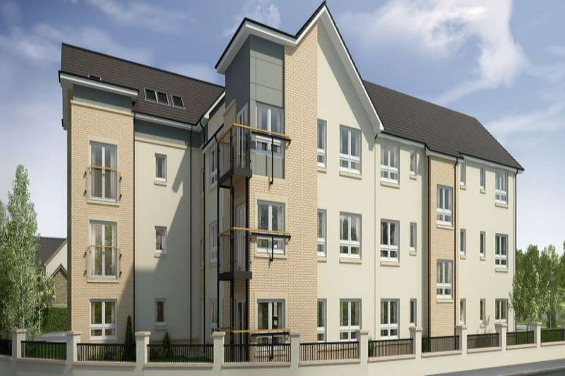 1 Bedroom Flat for sale in Motherwell, ML1