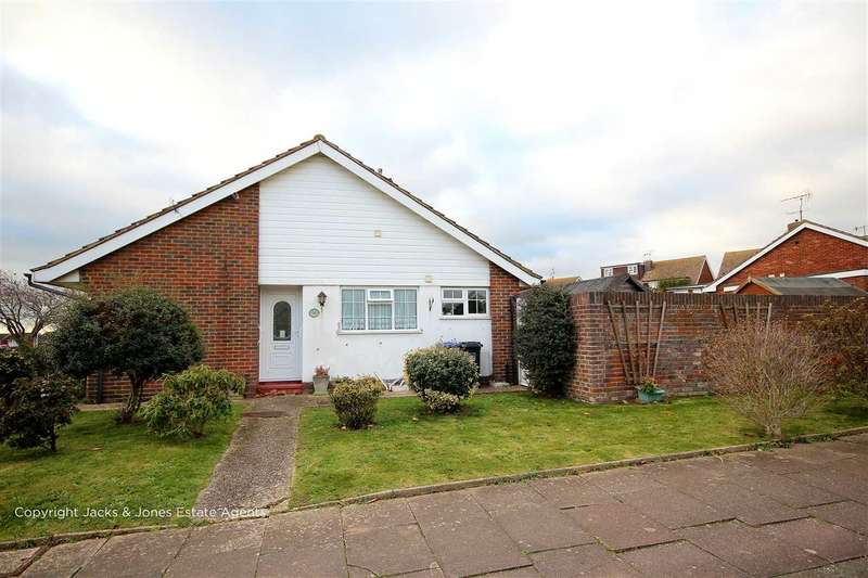 2 Bedrooms Bungalow for sale in Mersey Road, Fleetwing, BN13