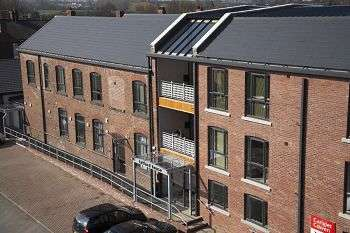 1 Bedroom Flat for rent in Telford House, Warwick Road, Carlisle, CA1 2BT