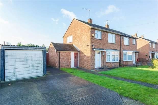 3 Bedrooms Semi Detached House for sale in 1 Dawes Moor Close, Slough, Berkshire