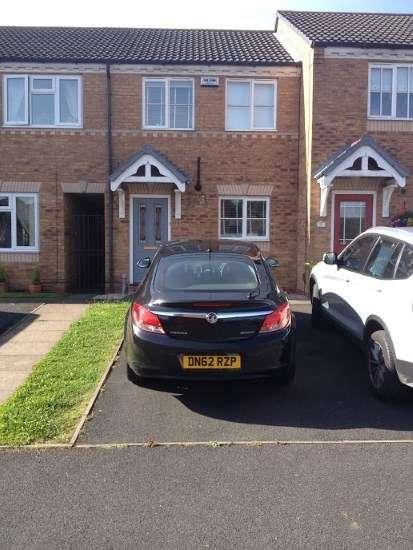 2 Bedrooms Terraced House for sale in Cranehouse Road, Kingstanding, Birmingham, West Midlands