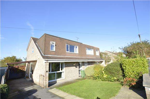3 Bedrooms Semi Detached House for sale in St. Annes Drive, BS36 2TH