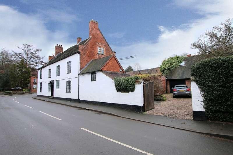 5 Bedrooms Unique Property for sale in Drayton Road, Belbroughton, Stourbridge, DY9