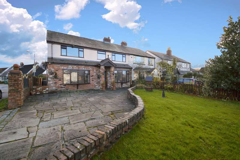 4 Bedrooms Semi Detached House for sale in Simister Lane, Prestwich, Manchester, M25