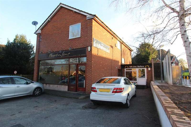 2 Bedrooms Flat for rent in Station Road, Marston Green