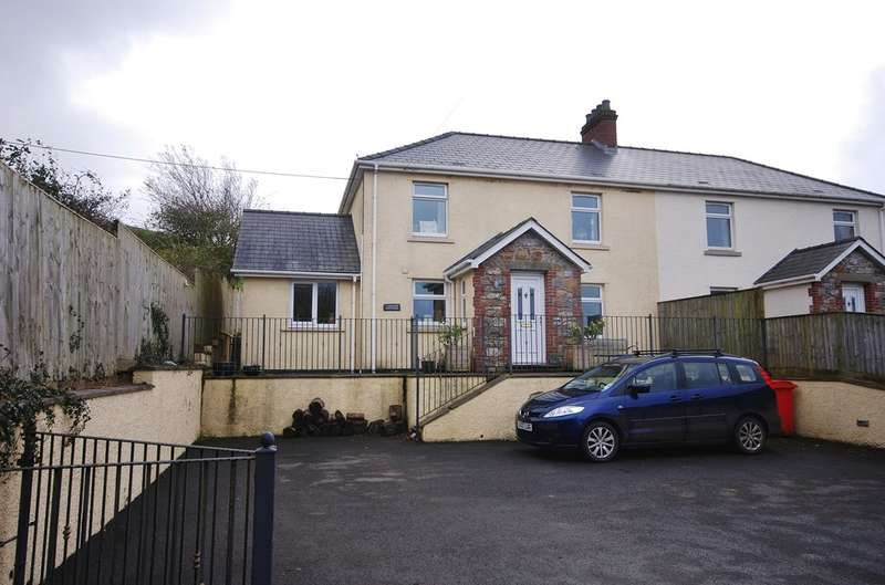 4 Bedrooms Semi Detached House for sale in Argoed Cottages, Llansannor, Vale Of Glamorgan, CF72 9JX