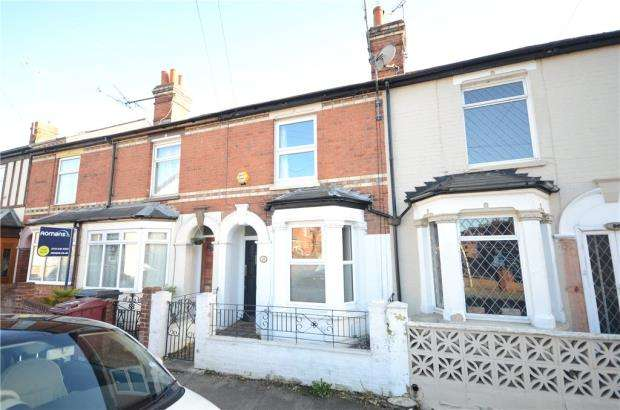 3 Bedrooms Terraced House for sale in Coldicutt Street, Caversham, Reading
