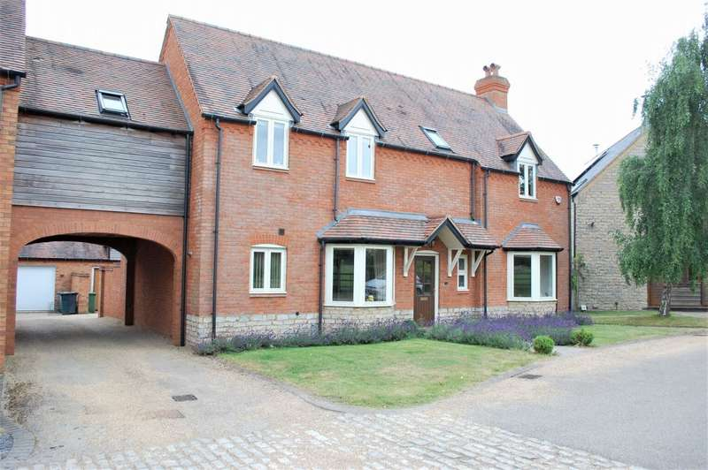 4 Bedrooms Detached House for sale in Church Fields Wixford Alcester