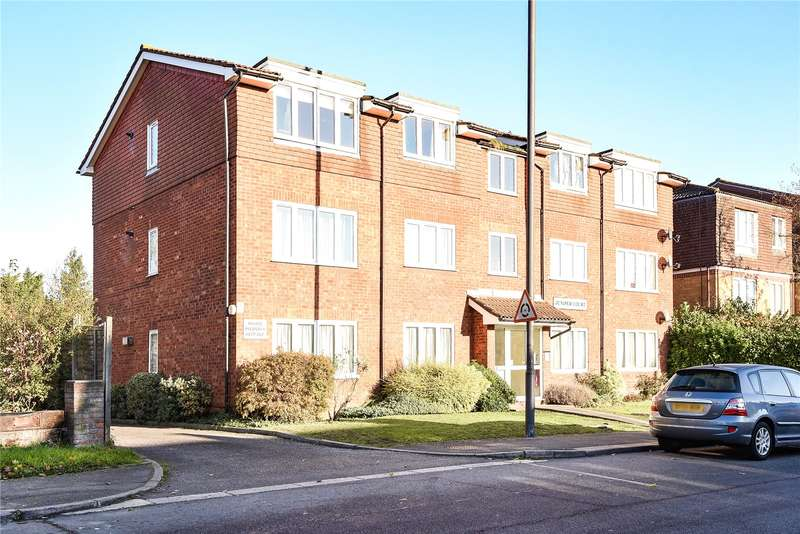 2 Bedrooms Apartment Flat for sale in Juniper Court, College Hill Road, Harrow, Middlesex, HA3
