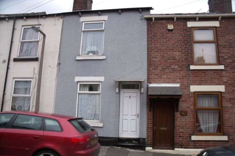 3 Bedrooms Terraced House for sale in Wheldrake Road, Sheffield, S5