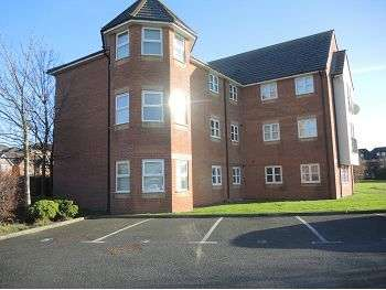2 Bedrooms Apartment Flat for sale in Farnside Court, Riverside, Liverpool