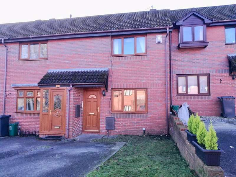 2 Bedrooms Link Detached House for sale in Llys Coed, Coed-Y-Cwm, Pontypridd