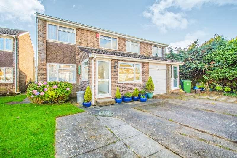 3 Bedrooms Semi Detached House for sale in Cefn Penuel, Pentyrch, Cardiff