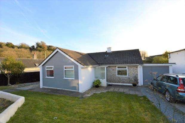 3 Bedrooms Detached Bungalow for sale in Timbers Close, Buckfastleigh, Devon