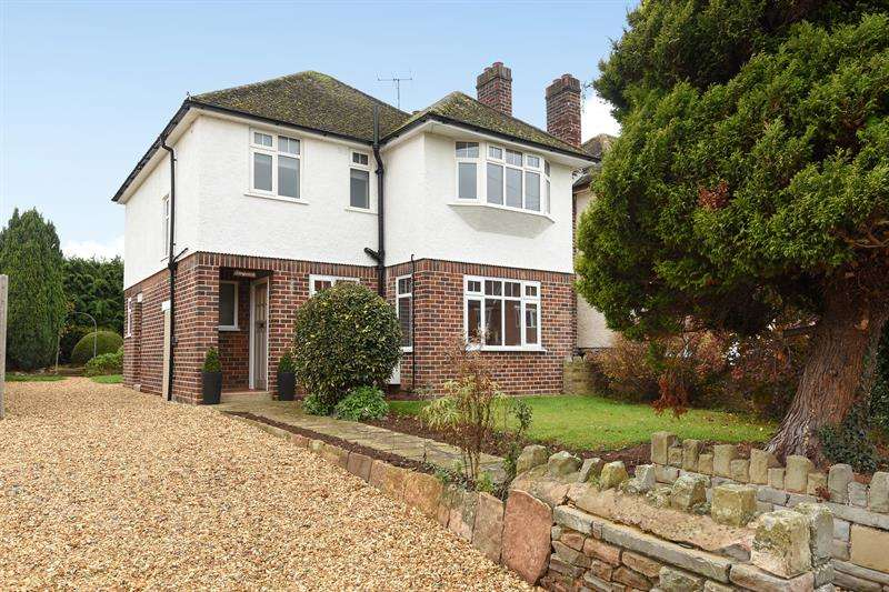3 Bedrooms Detached House for sale in Camp Road, Ross-On-Wye