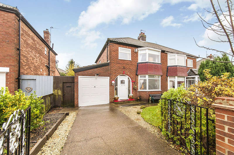 3 Bedrooms Semi Detached House for sale in Cortina Avenue, Barnes, Sunderland, SR4