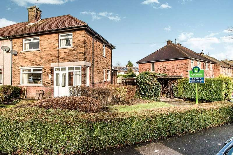 3 Bedrooms Semi Detached House for sale in Duchess Street, OLDHAM, OL2